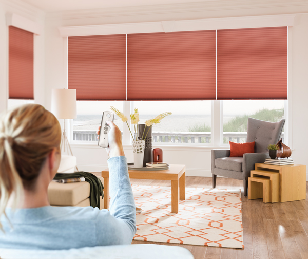 automatic somfy window motorized for custom your home blinds budget wood