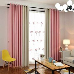 Modern-Curtains-for-Living-Room-Blackout-Curtains